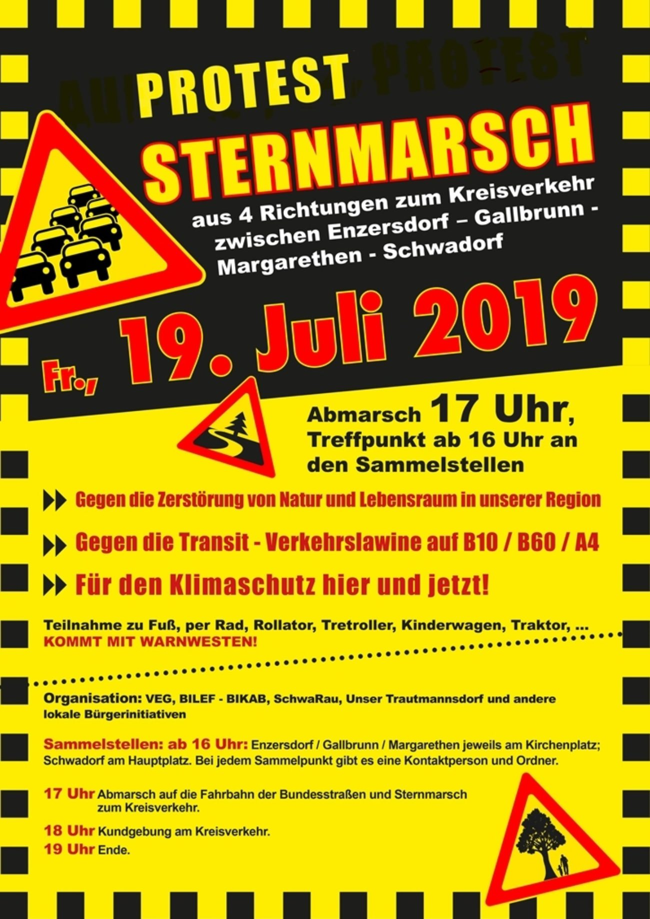 Protest BI 19 07 2019 Plakat red
